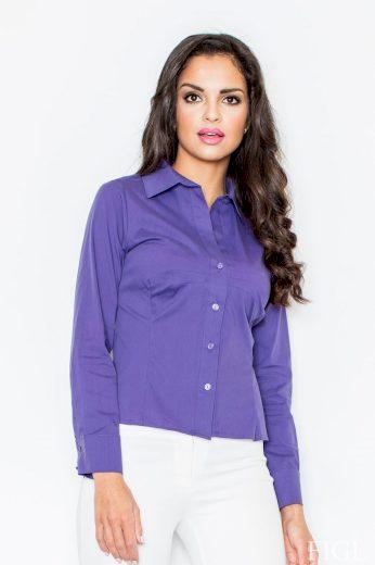 Klasická dámská košile M021 FIGL