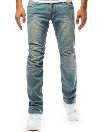 Modré pánské džíny