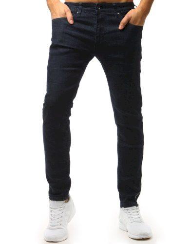Tmavě modré džíny
