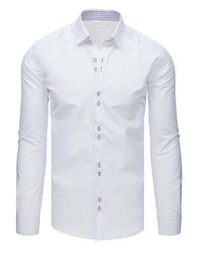 Pánská elegantní košile bílá