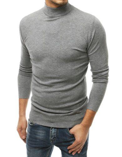 Elegantní pánský svetr s rolákovým límcem