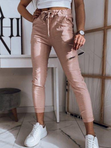 Dámské běžecké kalhoty s vysokým pásem