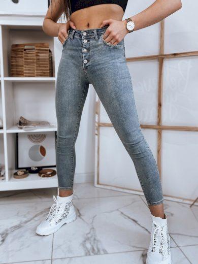 Kalhoty dámské TEKSAS modré Dstreet