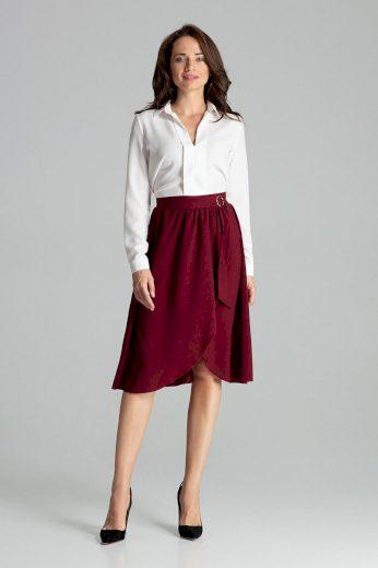 Áčková sukně různé vzory a barvy L060 LENITIF