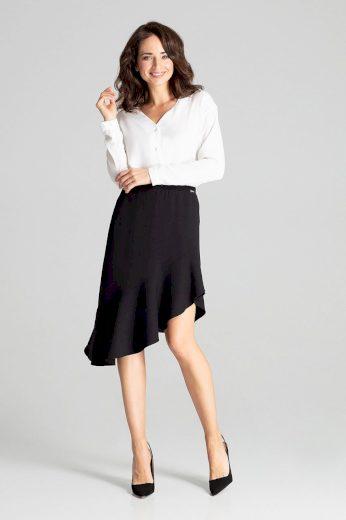 Asymetrická sukně  L065 LENITIF