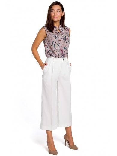 Dámské kalhoty culottes STYLE S139