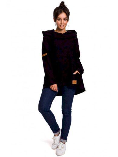 Top pulovr s vysokým límcem BeWear B131