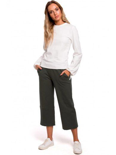 Kalhoty 7/8 se širokými nohavicemi MOE M450