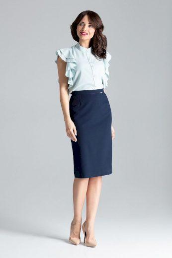 Klasická tužková sukně L029 LENITIF