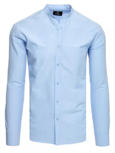 Pánská košile Světle modrá Dstreet