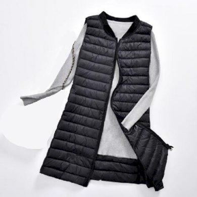 Dámská péřová vesta A1889 FashionEU