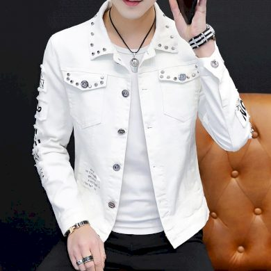Pánská džínová bunda FashionEU