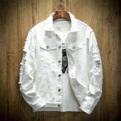 Pánská džínová bunda S87 FashionEU