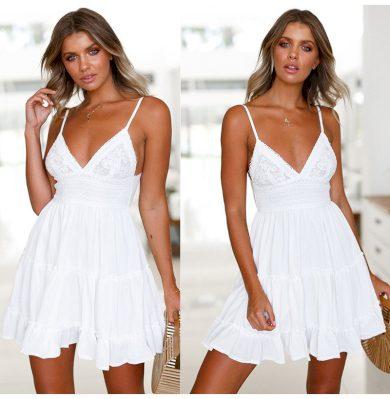 Dámské letní šaty - 2 barvy FashionEU