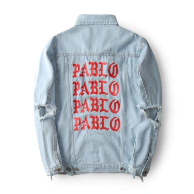 Pánská džínová bunda Pablo - 2 barvy FashionEU