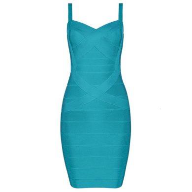 Dámské pouzdrové šaty FashionEU