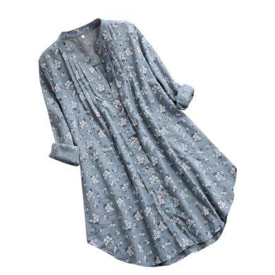 Dámská dlouhá košile FashionEU