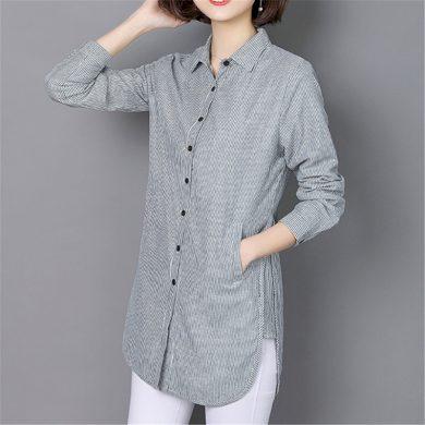 Dámská dlouhá košile A530 FashionEU