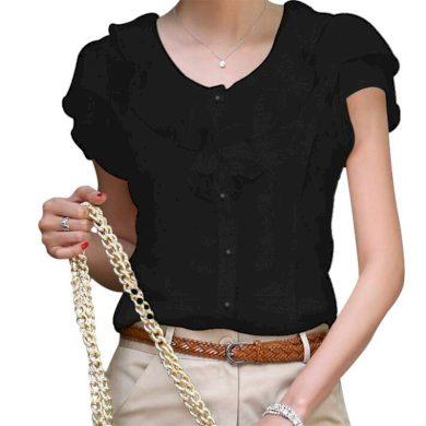 Dámská košile s volánky Lisa FashionEU