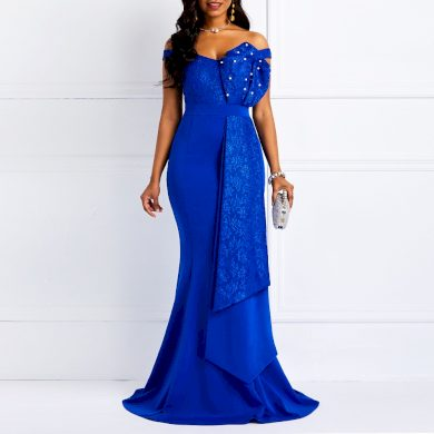 Dámské večerní šaty FashionEU