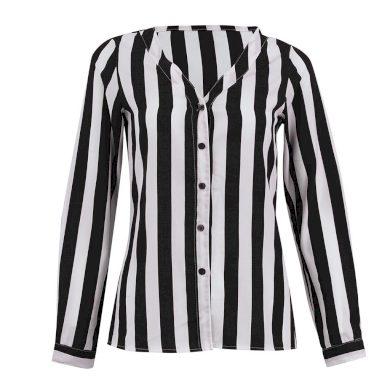 Dámská pruhovaná košile Olivia FashionEU