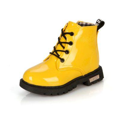 Dětské kotníkové boty A1541 FashionEU