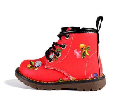 Dívčí kotníkové boty Angela FashionEU