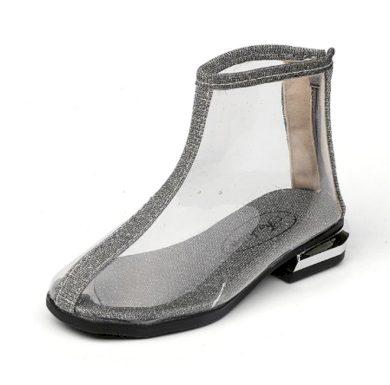 Dívčí průsvitné boty FashionEU