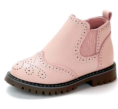 Dívčí kotníkové boty Amy FashionEU