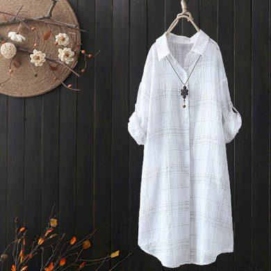 Dámská dlouhá košile Blanca FashionEU