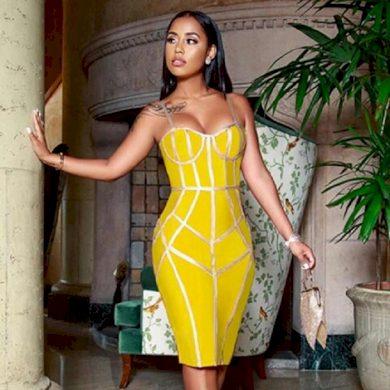 Extravagantní šaty Wendy FashionEU