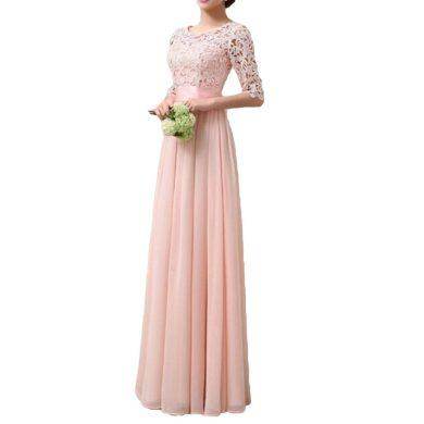 Dlouhé společenské šaty Cintia FashionEU