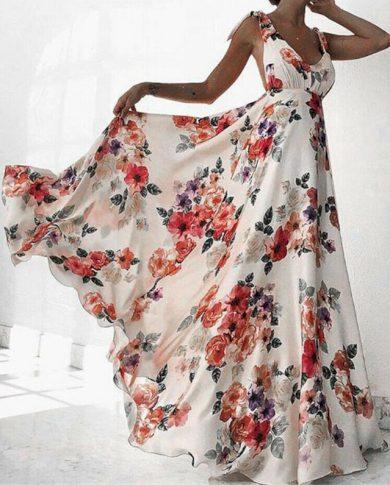 Luxusní květované šaty FashionEU