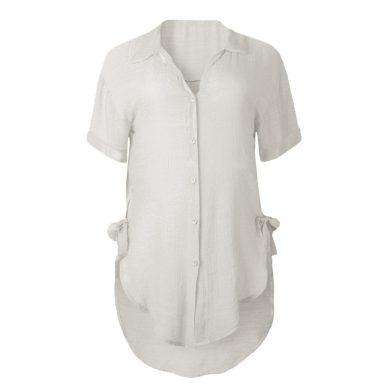 Dámská dlouhá letní košile FashionEU