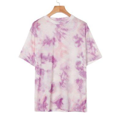 Dámské batikované tričko A1266 FashionEU