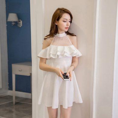 Krátké společenské šaty FashionEU
