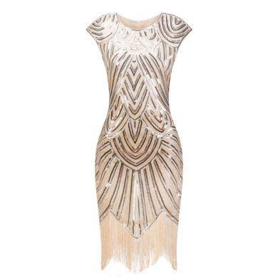 Luxusní společenské šaty FashionEU