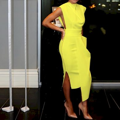 Originální společenské šaty FashionEU