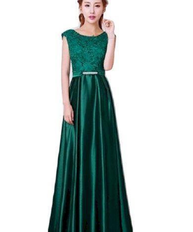 Plesové šaty dlouhé FashionEU