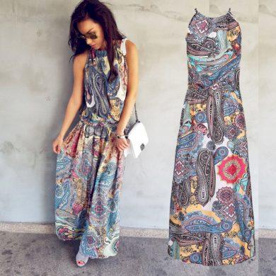 Dámské Boho šaty FashionEU