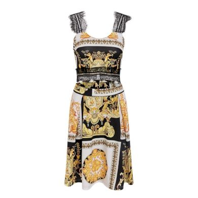Dvoudílné mini šaty Lorri FashionEU