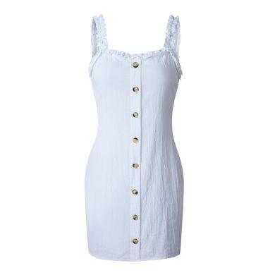 Dámské letní mini šaty A729 FashionEU