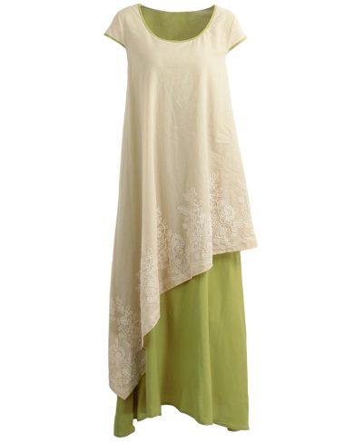 Letní maxi šaty Ilana FashionEU