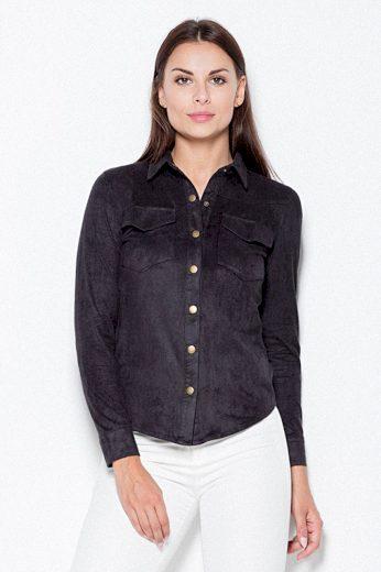 Elegantní košile s kapsami na hrudi VT026 VENATION