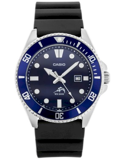 Pánské hodinky CASIO MDV-106B-2AV - Voděodolnost 20ATM (zd089b)
