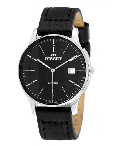 Pánské hodinky BISSET BSCF27 (zb093a) - Safírové sklo