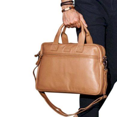 Velká pánská taška, brašna na rukojeti, odnímatelný popruh, Ronaldo