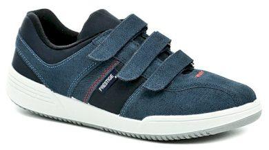 Prestige M40810 modrá pánská obuv šíře H EUR 39