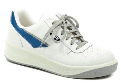 Prestige M86808 bílá pracovní obuv EUR 43