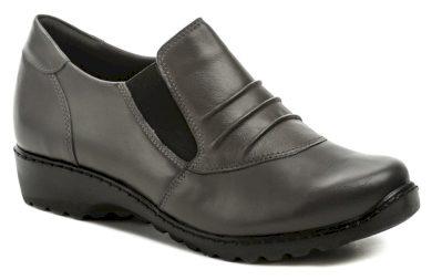 Axel AXCW111 šedé dámské polobotky boty EUR 38